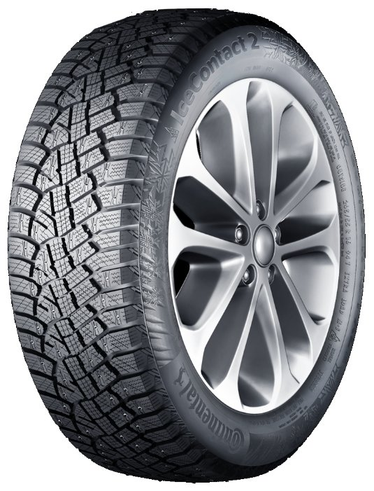 Continental ContiIceContact 2 KD 185/65 R14 90T